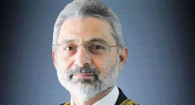جسٹس قاضی فائز عیسیٰ کا صدر مملکت ڈاکٹر عارف علوی کو خط