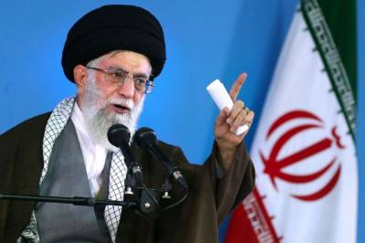 ایران امریکا کے ساتھ کوئی مذاکرات نہیں کرے گا۔ آیت اللہ علی خامنہ ای