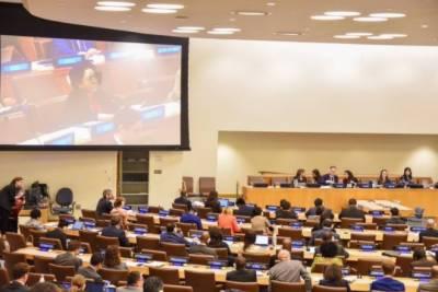 چند ممالک کی طاقت اوراثرورسوخ کےحصول کی خواہش اتفاق رائےکی راہ میں رکاوٹ ہے:ملیحہ لودھی