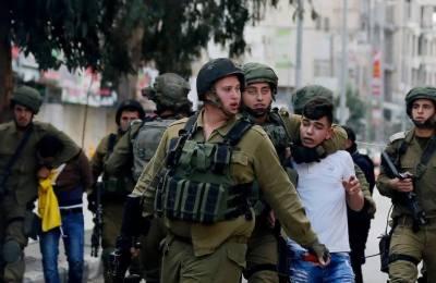 اسرائیلی کی فوجی عدالت سے 15سالہ فلسطینی بچے کو چار ماہ قید کی سزا