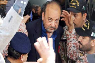 نیب نے آغاسراج درانی کیخلاف ریفرنس دائر کردیا، عدالتی ریمانڈ میں 17 جون تک توسیع