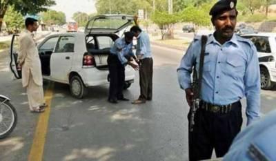گزشتہ 6 ماہ کے دوران اسلام آباد میں جرائم کے 933 واقعات ہوئے. وزارت داخلہ