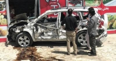 کابل: خودکش حملے میں 4 افراد ہلاک، 4 امریکی فوجی زخمی