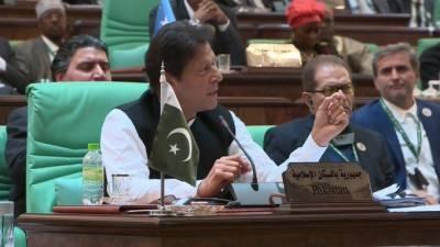 دہشت گردی کو اسلام سے علیحدہ کرنا ہوگا، اسلام کا دہشت گردی سے کوئی تعلق نہیں، عمران خان