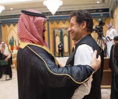 پاکستان اورسعودی عرب کاباہمی دلچسپی کےتمام امورپرباقاعدگی سےخیالات کےتبادلےپراتفاق