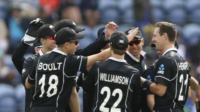 ورلڈ کپ: نیوزی لینڈ نے سری لنکاکیخلاف ٹاس جیت لیا۔