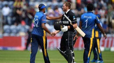 کارڈف،نیوزی لینڈ نے سری لنکا کو 10 وکٹوں سے ہرا دیا