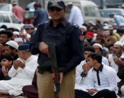 خیبرپختونخوا پولیس نے عید الفطر پر سکیورٹی لائحہ عمل مرتب کردیا