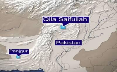 قلعہ سیف اللہ میں خوفناک ٹریفک حادثہ ،13 افراد جاں بحق، 10 زخمی