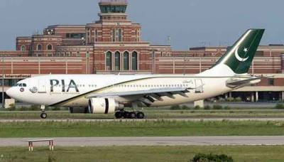 لاہورعلامہ اقبال انٹر نیشنل ائیر پورٹ پر کاروباری ہفتے کے پہلے روز ملکی اور غیر ملکی 35 پروازیں متاثر ہوئیں