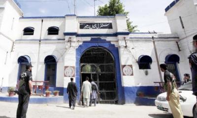 پشاور:عید الفطر کے موقع پر صوبہ بھر کے جیلوں میں قید تمام قیدیوں کے لیے دو ماہ کی معافی کا اعلان