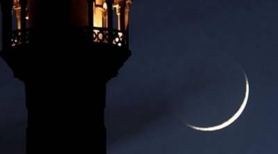 سعودی عرب اور متحدہ عرب امارات میں شوال کا چاند نظر آگیا، عیدالفطر 4 جون کو ہوگی