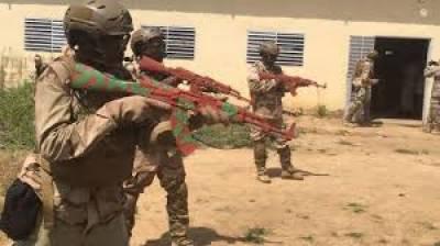نائیجیریا:مشترکہ کارروائی کے دوران 20 دہشتگردہلاک