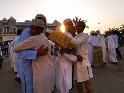 سعودی عرب اورخلیجی ممالک میں آج عید الفطرمنائی جارہی ہے
