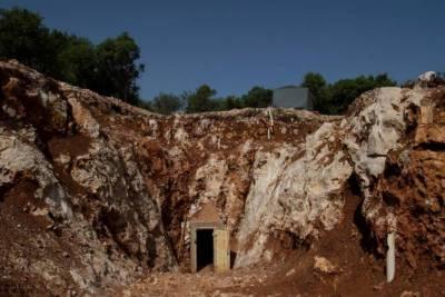 اسرائیلیاور لبنانی سرحد پر80 میٹر گہری زیر زمین سرنگ برآمد