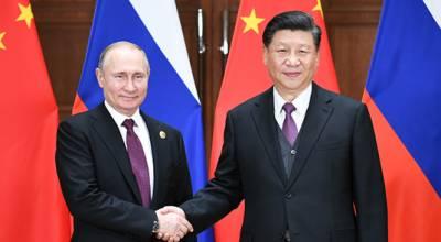 چینی صدر کا 5جون سے روس کے دورے کا آغاز ،روسی صدرسے ملاقات متوقع