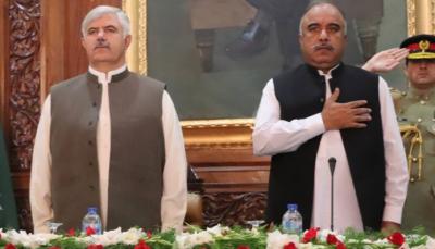 عید کا معاملہ ،کے پی کے حکومت کے اندر بھی پھوٹ پڑ گئی