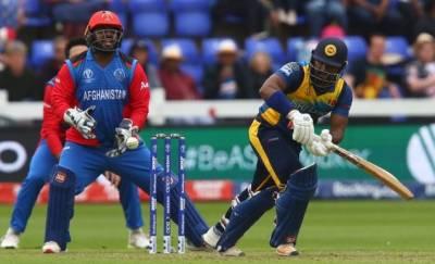 سری لنکا نے افغانستان کو جیت کیلئے202رنز کا ہدف دیا
