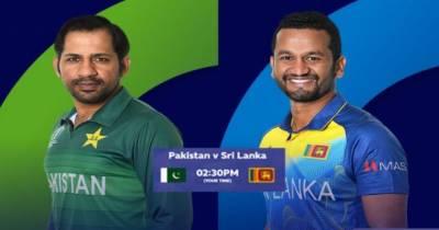ورلڈ کپ2019:آج پاکستان کا مقابلہ سری لنکا سے ہوگا
