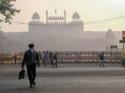 بھارت میں فضائی آلودگی سے ہرسال ایک لاکھ بچے ہلاک ہوتے ہیں، رپورٹ اقوامِ متحد