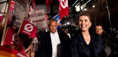ڈنمارک انتخابات میں حکمران جماعت کو شکست کا سامنا,اکتالیس سالہ میٹ فریڈرکسن ڈنمارک کی سب سے کم عمر وزیراعظم بن سکتی ہیں
