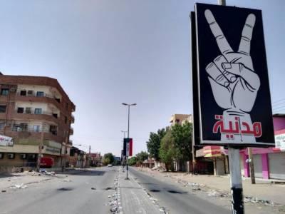 سوڈان میں جمہوریت نواز تحریک کا آج ملک گیر سول نافرمانی شروع کرنے کا اعلان