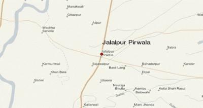 جلالپورپیروالا:نامعلوم شخص کی گھرمیں فائرنگ،3افراد جاں بحق