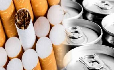 بجٹ 20-2019: سگریٹ اور کولڈ ڈرنک پر ہیلتھ ٹیکس لگانے کا فیصلہ