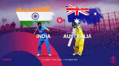 بھارت نے آسٹریلیا کو 36 رنز سے ہرا دیا
