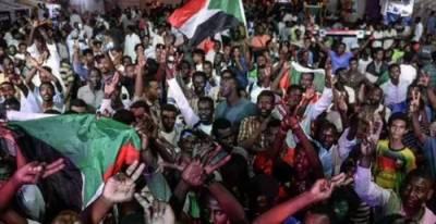 سوڈان:فوج کیخلاف شروع کی گئی سول نافرمانی کی مہم کے نتیجے میں4 افراد ہلاک