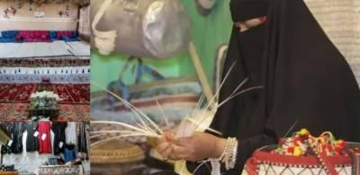 سعودی خاتون نے گھر کو عجائب خانہ بنا دیا