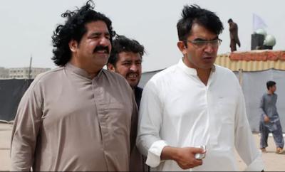 محسن داوڑ اور علی وزیر کی نااہلی کیلئے الیکشن کمیشن میں درخواست دائر