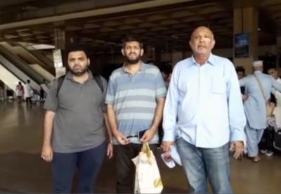 بغداد ائرپورٹ پر زائرین کے ساتھ ناروا سلوک