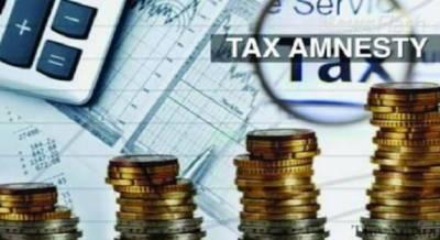 وفاق کا ٹیکس ایمنسٹی اسکیم پر ایک اور سہولت دینے کا فیصلہ