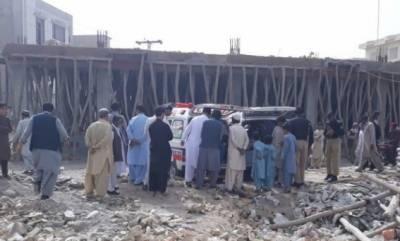 کوئٹہ میں فائرنگ، لیویز اہلکار سمیت 2 افراد جاں بحق
