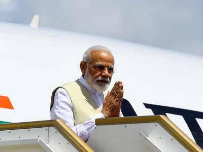 پاکستان نے بھارتی وزیراعظم مودی کے جہاز کو فضائی حدود استعمال کرنے کی اجازت دے دی۔