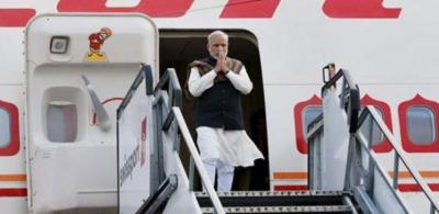 مودی کا طیارہ اجازت ملنے کے باوجود پاکستان سے نہیں گزرے گا