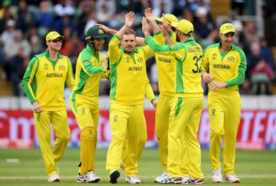 ورلڈ کپ: آسٹریلیا نے پاکستان کو 41 رنز سےشکست دے دی