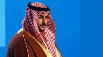 سعودی عرب کے کی سلامتی کو نقصان پہنچانے والوں کو معاف نہیںکیا جائیگا۔ شہزادہ خالد بن سلمان