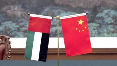 دبئی کے عالمی تجارتی شراکت داروں میں چین سرفہرست