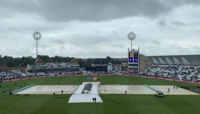 ناٹنگھم ،بھارت،نیوزی لینڈ کا میچ بارش کی نذر،دونوں ٹیموں کو ایک ،ایک پوائنٹ دے دیا گیا