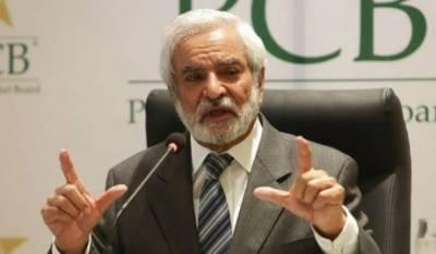 چیئرمین پی سی بی کا پی ایس ایل فائیو کے تمام میچز پاکستان میں کرانے کا اعلان