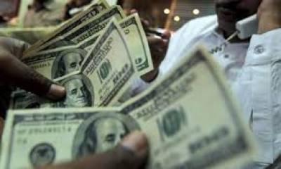 انٹربینک میں ڈالر کی قدر میں مزید اضافہ، 153.70کی نئی بلند ترین سطح ہر پہنچ گیا۔