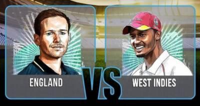 کرکٹ ورلڈ کپ: انگلینڈ کا مقابلہ آج ویسٹ انڈیز سے ہوگا