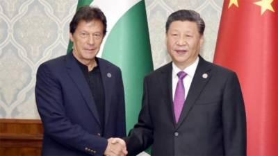 پاکستان ،چین باہمی تعاون پرمبنی دیرینہ تعلقات کے فروغ کو خصوصی اہمیت دیتے ہیں، چینی صدر