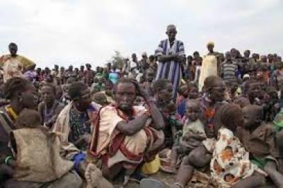 جنوبی سوڈان میں تقریباً 70لاکھ افرادکو شدید غذائی قلت کاسامنا
