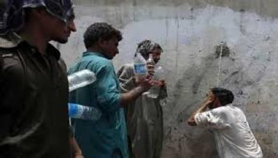 کراچی آج بھی ہیٹ ویو کی لپیٹ میں رہے گا