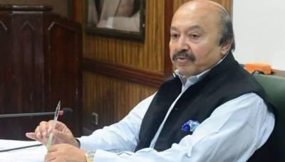 کرپشن کیس میں گرفتار پنجاب کے وزیر جنگلات سبطین خان وزارت سے مستعفی