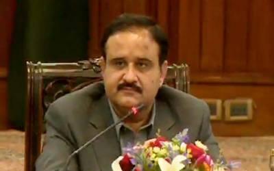 اپوزیشن نے بجٹ تقریر میں غیر پارلیمانی رویے کا مظاہرہ کیا۔ وزیر اعلی پنجاب