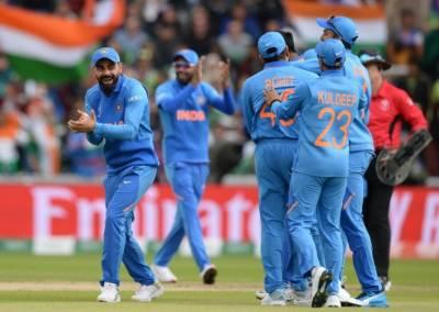 ورلڈ کپ 2019; ورلڈکپ میں بھارت کے ہاتھوں شکست کی روایت برقرار، بھارت نے پاکستان کو 89 رنز سے شکست دے دی